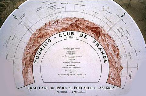 L'érmitage de Charles de Foucauld sur Assekrem (Hoggar, Algérie) 4