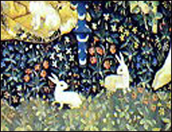 Tracy chevalier la dame la licorne argoul - La tapisserie de la dame a la licorne ...