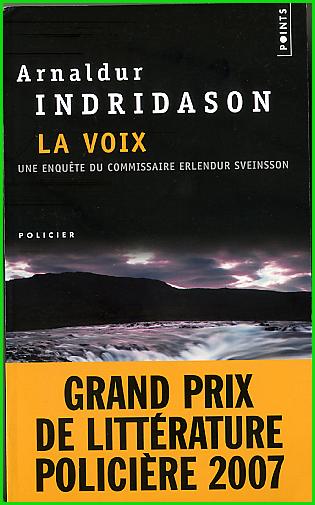 Indridason,Arnaldur- La Voix [MULTI]