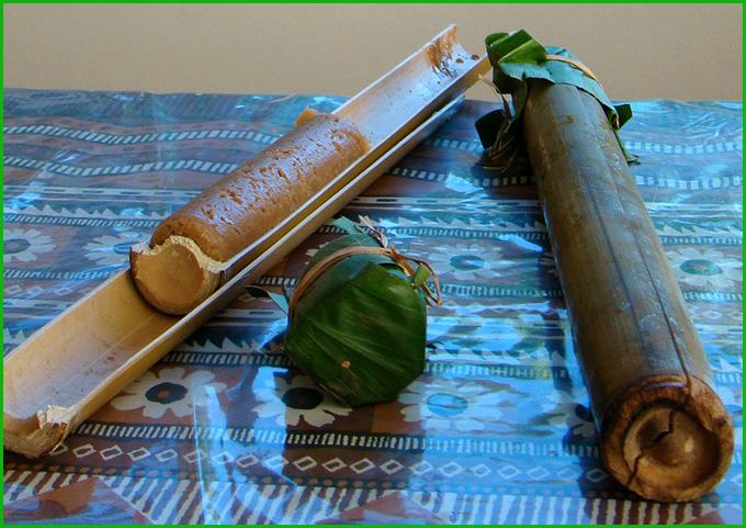 Recette tahitienne argoul - Replanter un bambou coupe ...
