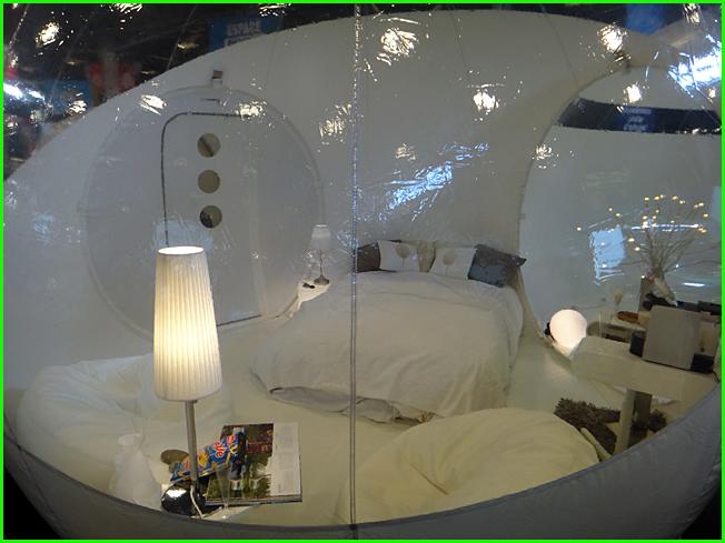 Salon destination nature ce week end argoul - Tente bulle transparente achat ...