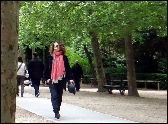 Rires argoul for Aller au jardin du luxembourg
