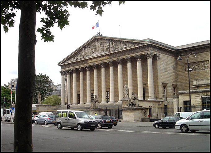 23 Paris Assemblée Nationale