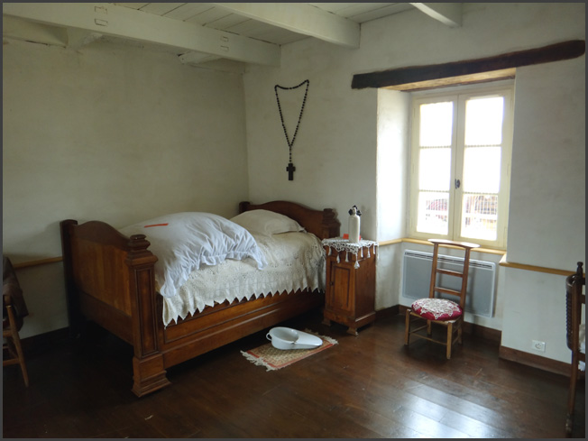 Chambre a coucher campagne ecomusee plouigneau argoul for Chambre a coucher 2012