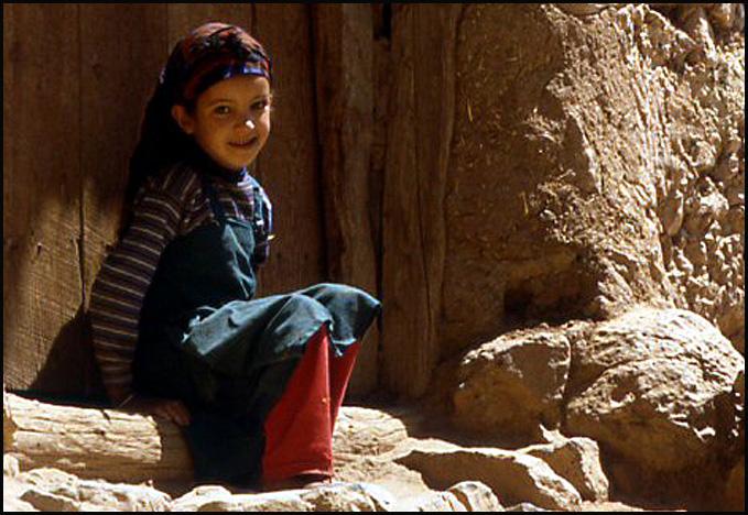 Randonnée dans le Haut Atlas central ; rencontre avec les Berbères au Maroc 34