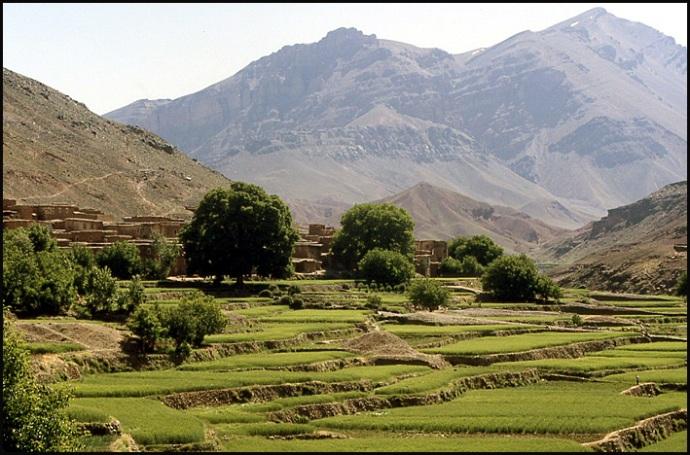 Randonnée dans le Haut Atlas central ; rencontre avec les Berbères au Maroc 41