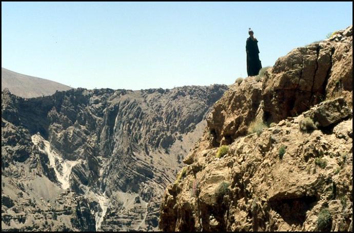 Randonnée dans le Haut Atlas central ; rencontre avec les Berbères au Maroc 25