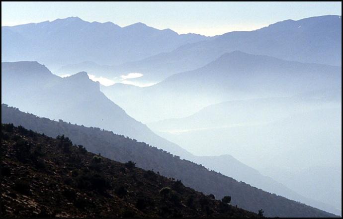 Randonnée dans le Haut Atlas central ; rencontre avec les Berbères au Maroc 51