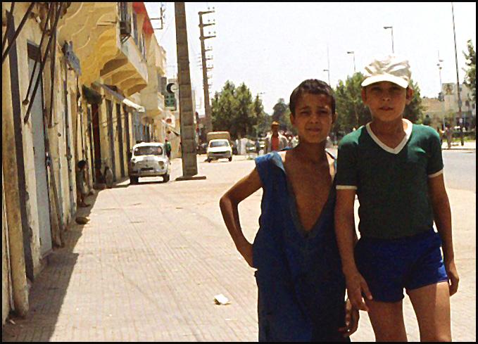 Randonnée dans le Haut Atlas central ; rencontre avec les Berbères au Maroc 62