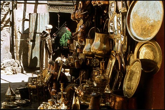 Randonnée dans le Haut Atlas central ; rencontre avec les Berbères au Maroc 59
