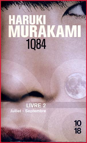 Haruki Murakami 1Q84 2b