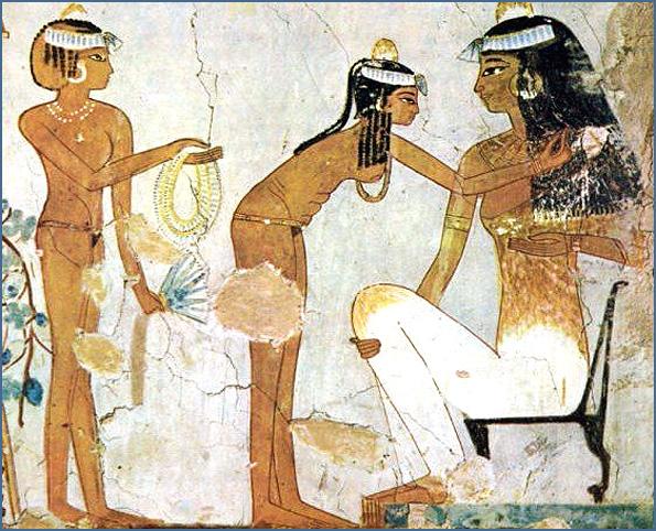 Cleopatre tombe Djeserkaraseneb