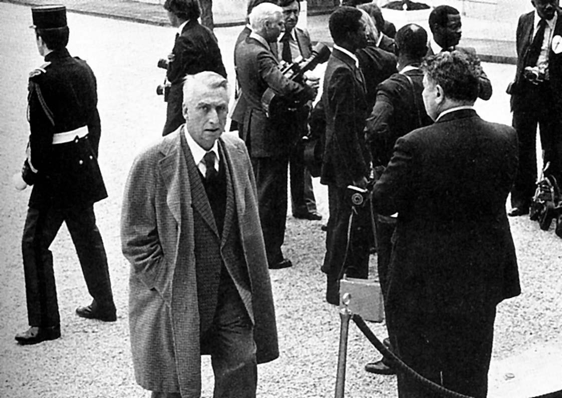 Roland Barthes 1978