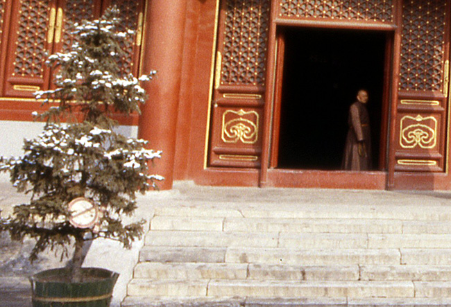 temple des lamas pekin 1993