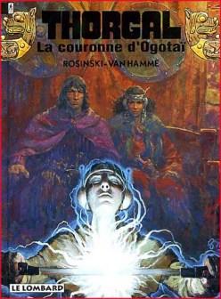Thorgal 21 la couronne d ogotai