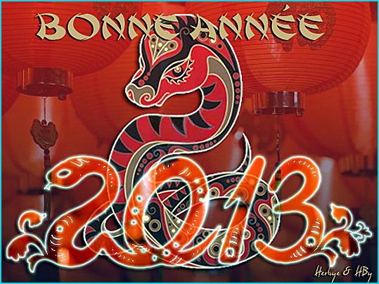 annee du serpent d eau 2013