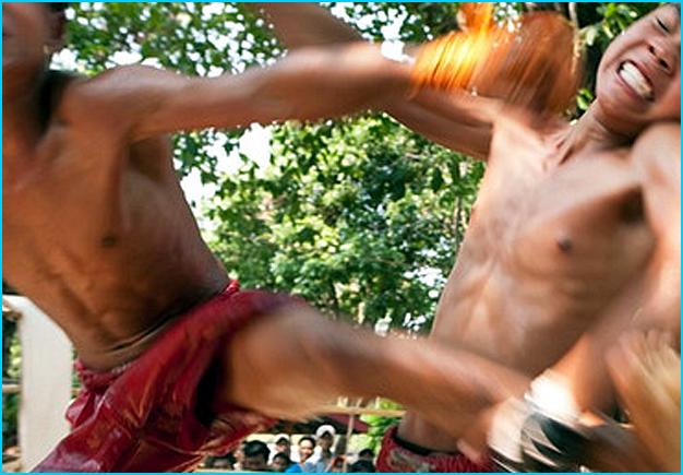 boxe gamins