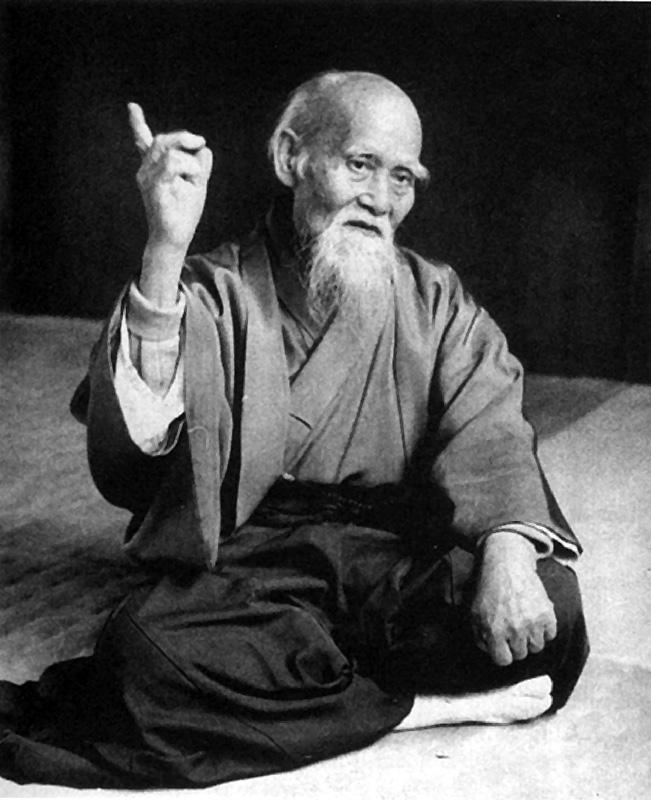maitre aikido