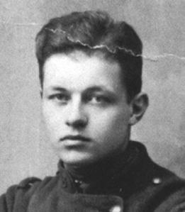 Pierre Drieu La Rochelle 1914