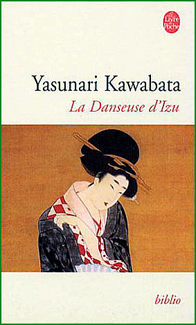 yasunari kawabata la danseuse d izu