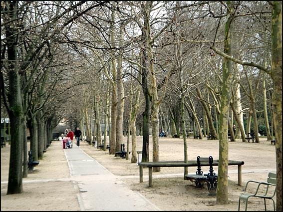 famille Paris jardin du luxembourg