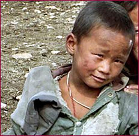 gamin dépenaille du tibet