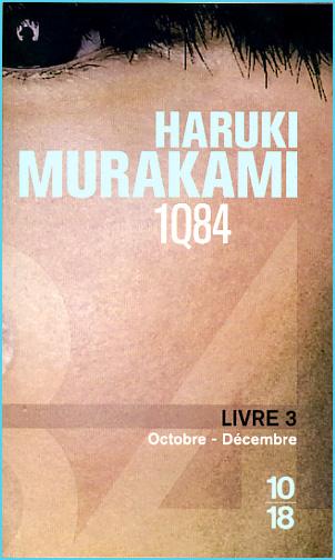 haruki murakami 1q84 3