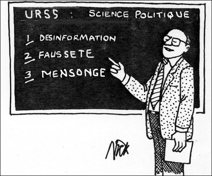 Science politique sovietique fr