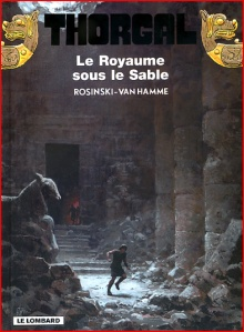 Thorgal 26 couverture