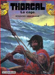 Thorgal la cage