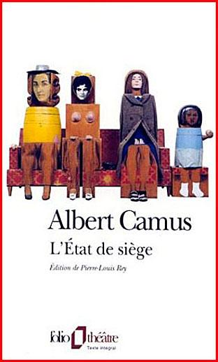 Albert Camus L etat de siege