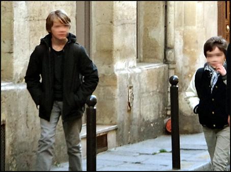 gamins des rues Paris