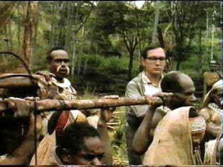 maurice godelier chez les baruyas de nouvelle guinee