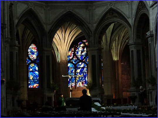 Paris st severin