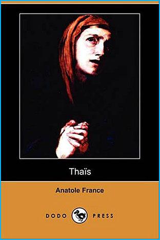 anatole france thais