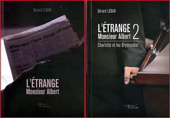 gerard leban l etrange monsieur albert 1 et 2