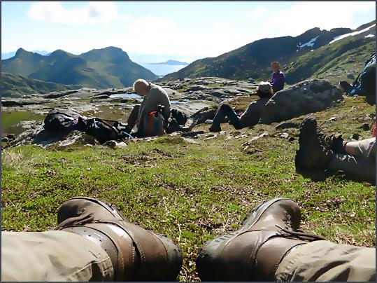 montagne Lofoten