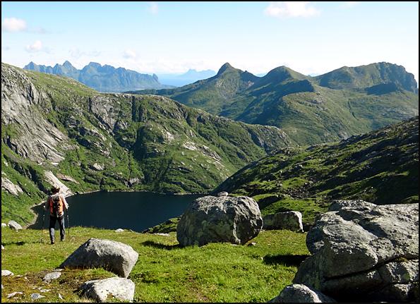 paysage solvaer Lofoten