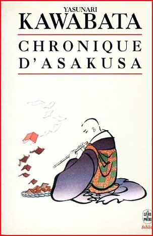 yasunari kawabata chronique d asakusa