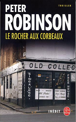 1988 Peter Robinson Le rocher aux corbeaux