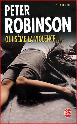 1990 Peter Robinson Qui seme la violence