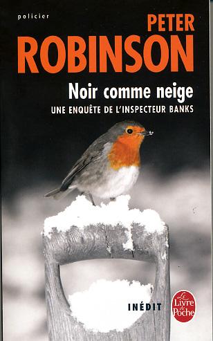 1991 Peter Robinson Noir comme neige