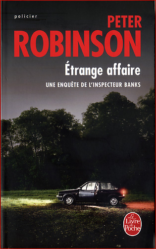 2005 Peter Robinson Etrange affaire