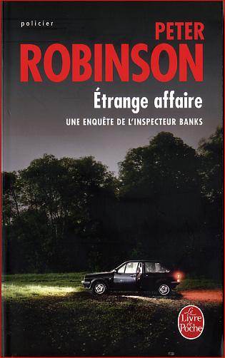 2005 Peter Robinson Etrange affaire