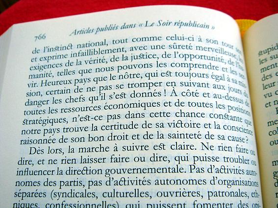 Albert Camus Manifeste conformiste