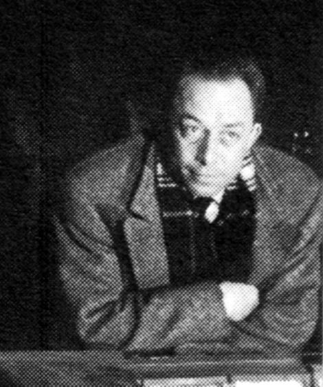 Albert Camus theatre