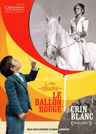 DVD Crin_blanc et le ballon_rouge