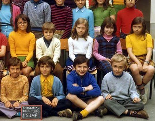 ecole rabelais le man 1973