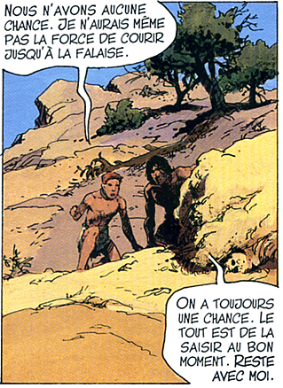 Thorgal 27 on a toujours une chance