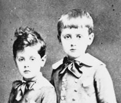 proust-avec-son-frere-robert-1875